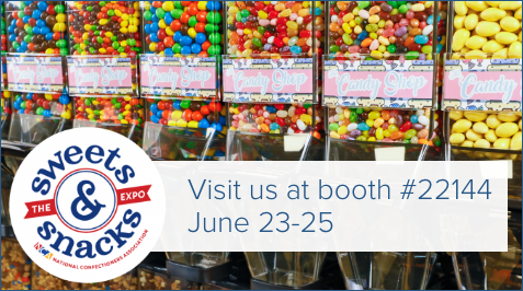 sweets and snacks tradeshow