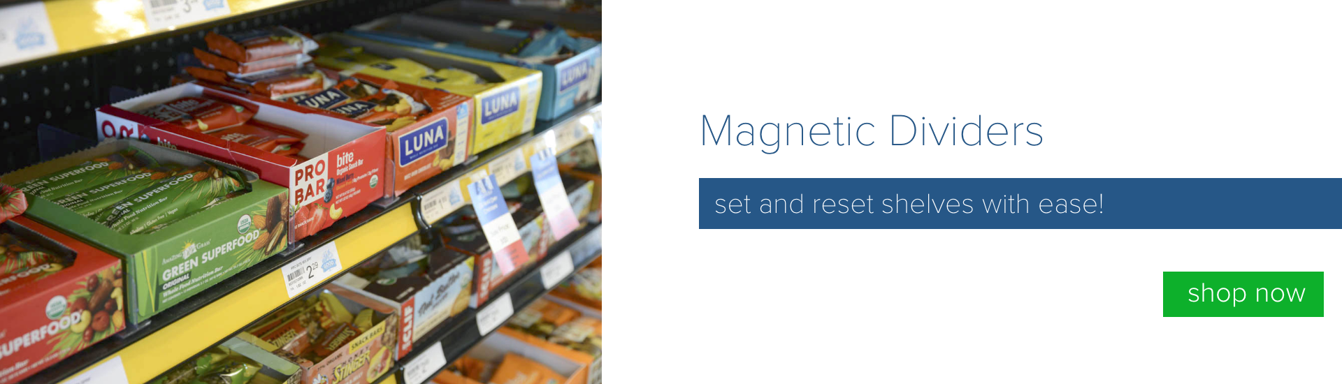 magnetic dividers