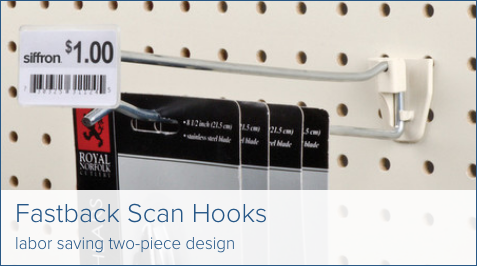 fastback scan hooks