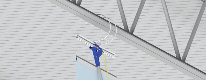 Open Ceiling Hooks