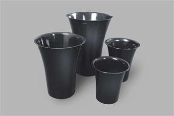 Plastic Display Buckets