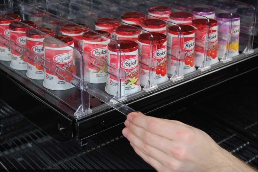 Product Puller System  Shelf Overlays