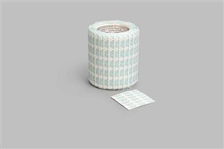 Double-Sided Pre-Cut Foam Tape, Removable/Removable