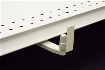 Magnetic Under-Shelf Mount Bracket with Swivel