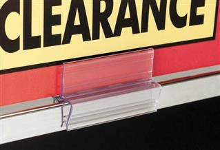 SuperGrip® Square Edge Sign Holder