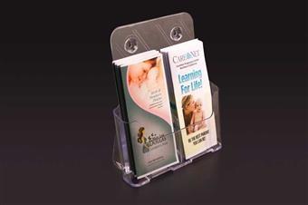 Excelsior® Literature Holder with Removable Divider