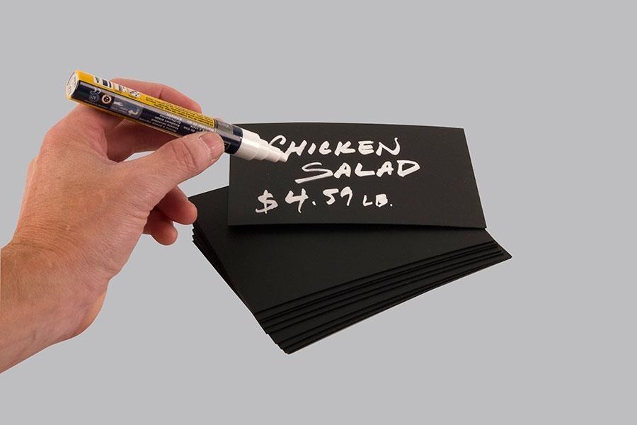 Mini Chalk Cards