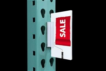 114 SuperGrip® Magnetic Heavy-Duty Sign Holder