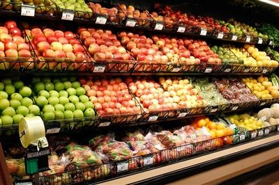 Fresh-Fit Super Slant Produce System
