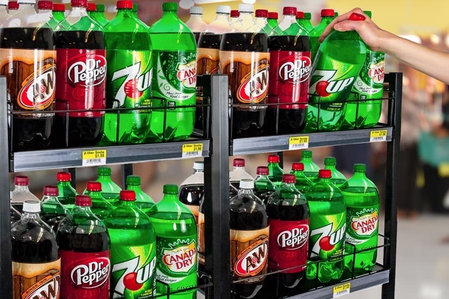 Soda Rack