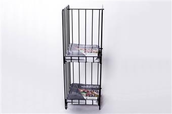Folding Magazine Rack
