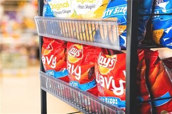 Chip Display Rack
