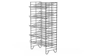 Adjustable Wire Display Rack