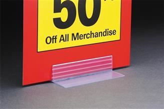 SuperGrip® T-Style Table-Top Sign Holder