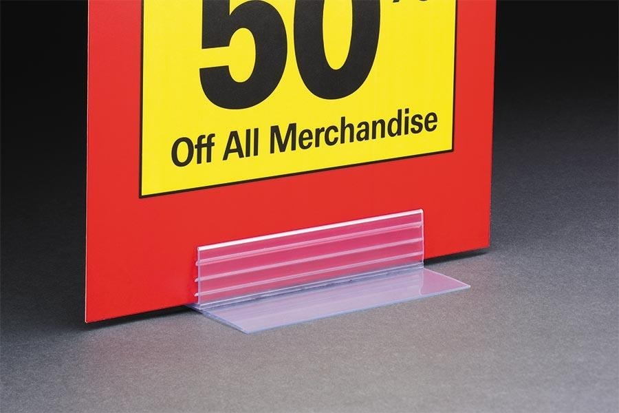 T-Style Table-Top Sign Holder