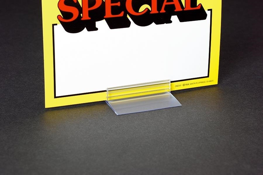 Wide Base Sign Holder