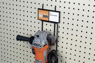 Grinder Tool Hanger