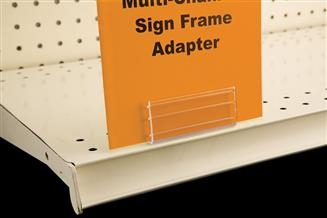 SuperGrip® L-Style Table-Top Sign Holder
