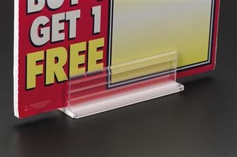 114 SuperGrip® Heavy-Duty Sign Holder