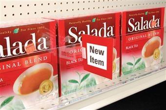 Fold-N-Hold® Data Strip® Flag Sign Holder
