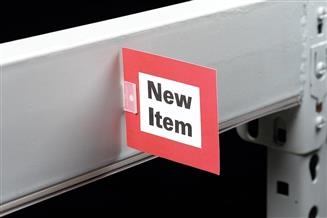 FOF-104 Fold-N-Hold® Flag Sign Holder with Adhesive