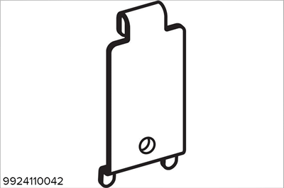 Spiral Anti-Sweep Hook Mounting Adapters