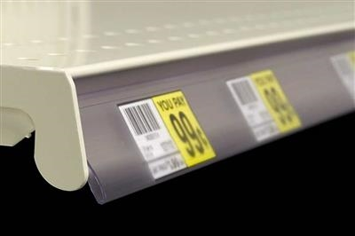 SA125 Angled Economy Data Strip® Label Holder