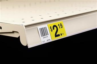 DS-100 Extra-Duty Data Strip® Label Holder