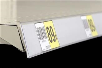 DS-200 Extra-Duty Self-Adhesive Data Strip® Label Holder