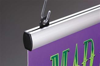 Elite™ Aluminum Banner Hangers