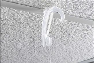 CGH Universal Plastic Ceiling Hook
