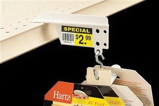 9510 Tri-Barker 90 Degree Shelf Bracket