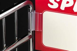 120/123 SuperGrip® Wire Flag Sign Holder