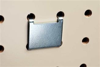Metal Pegboard Baseplate