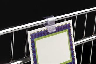 301 SuperGrip® Wire Flush Sign Holder