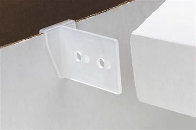 CC300 Corr-A-Clip® Shelf Supports