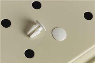 E443 Shelf Dart Clip