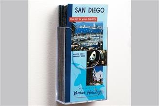 Excelsior® Wall-Mount Literature Holder