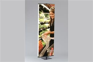 Premier™ MD2 SuperGrip® Banner Stand