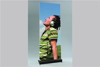 Premier™ Retractable Banner Stand