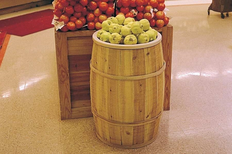 Bulk Food Barrel