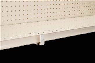 Under-Shelf Spring-Mount Bracket