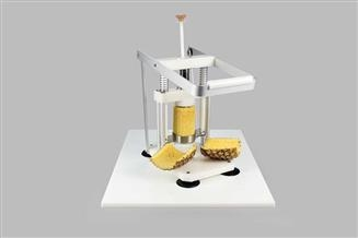 Table Top Pineapple Peeling and Coring Machine