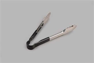 Black Handle Utility Tongs