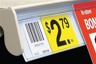 siffron's Labeling Solutions are the affordable, durable, and high-quality solution for price marking. We have label holders for virtually any retail application, including shelf channel label holders, Self-Adhesive Data Strip® Label Holders; specialty sh
