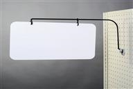 Aisle Sign Holders – siffron's aisle sign holders include Fastback sign holders, gondola sign holders, header clip sign holders, and pallet sign holders. Fastback aisle sign holder, gondola and shelf mount, headers, pallet sign holders.