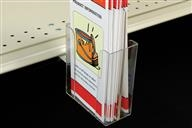 siffron offers a range of pop-up and coupon holders, including Pop-Up literature boxes, pop-up coupon boxes, and recipe holders.