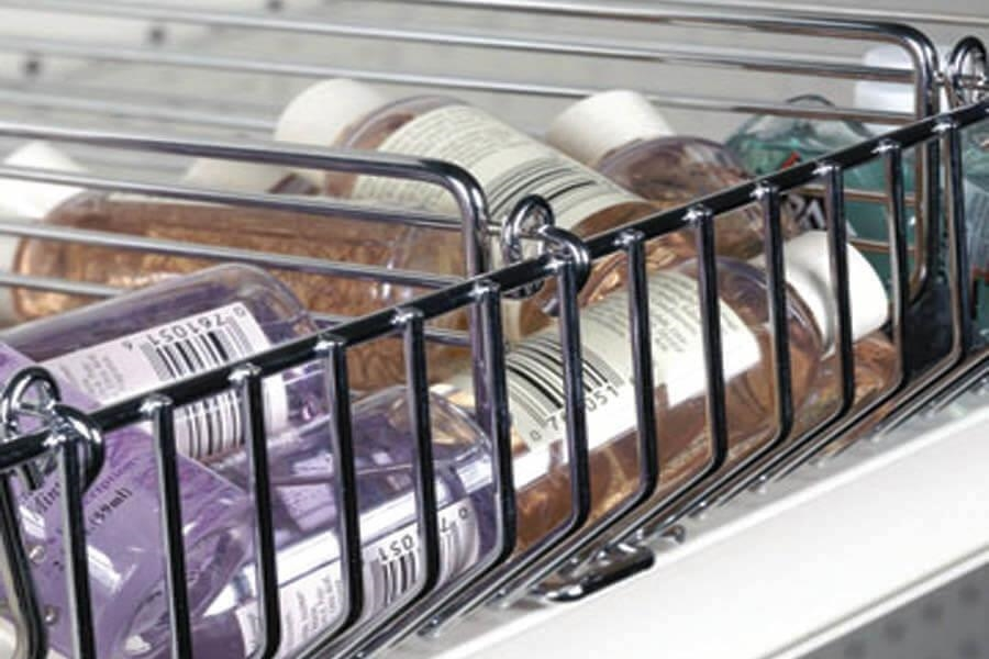 Wire Shelf Divider Systems