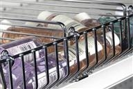 Wire Shelf Divider Systems are a durable and effective way to merchandise products on retail shelving.