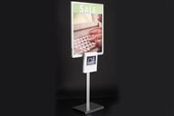 Display Stands and Banner Stands are perfect for displaying your message to prospective customers or clients. Use display stands anywhere - in stores, at trade shows, or anywhere else display stands are needed.
